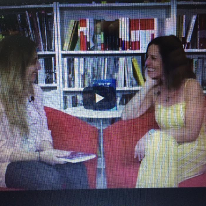 Entrevista Vive libro