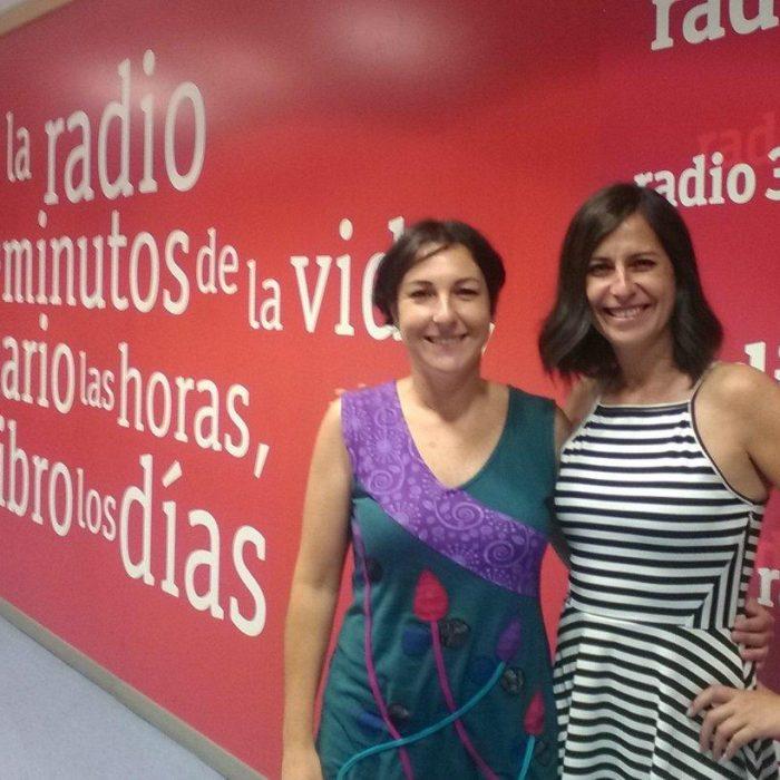 Entrevista Radio 5 Programa Artesfera con Lola Martinez Rojo